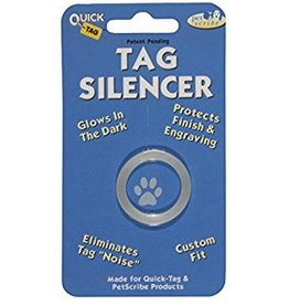 TAG SILENCER Small Circle