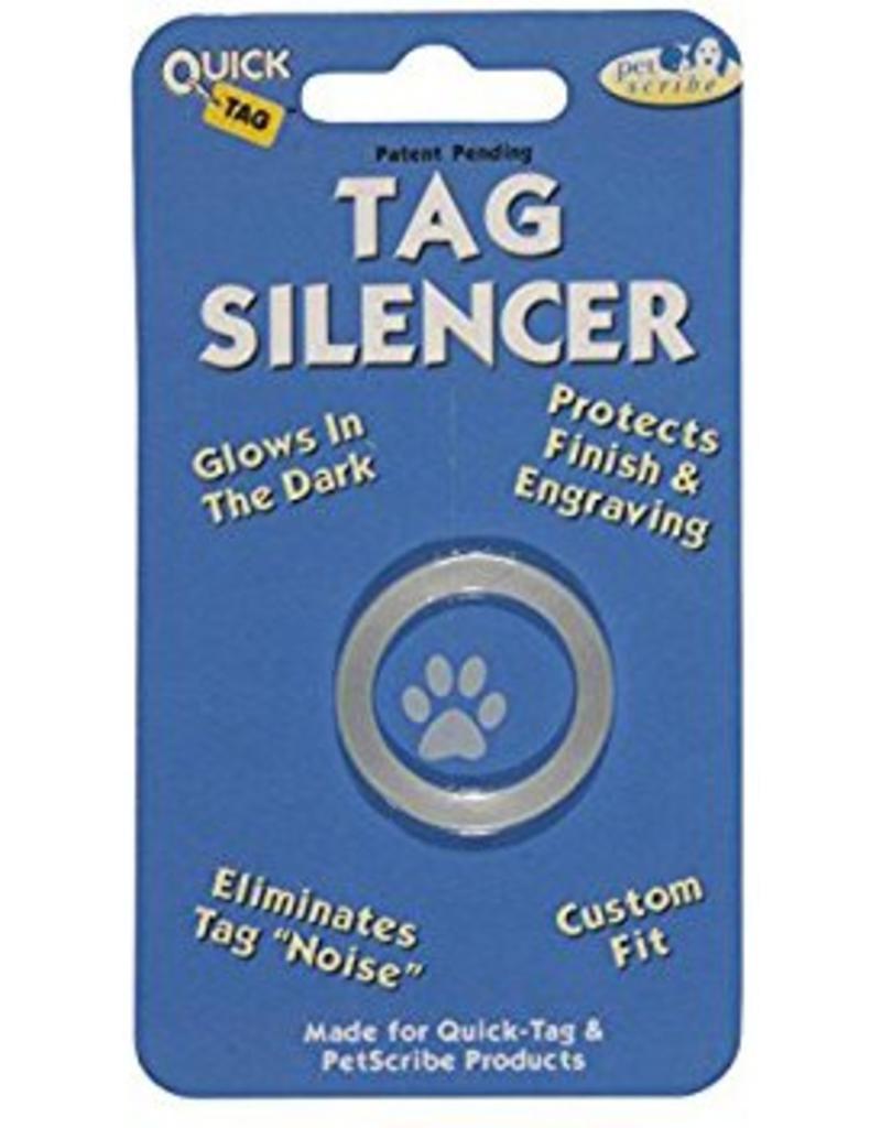 TAG SILENCER Small Circle