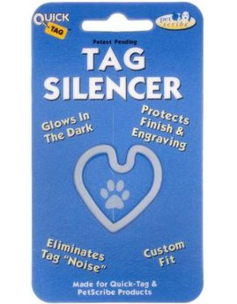 TAG SILENCER Large Heart Tag