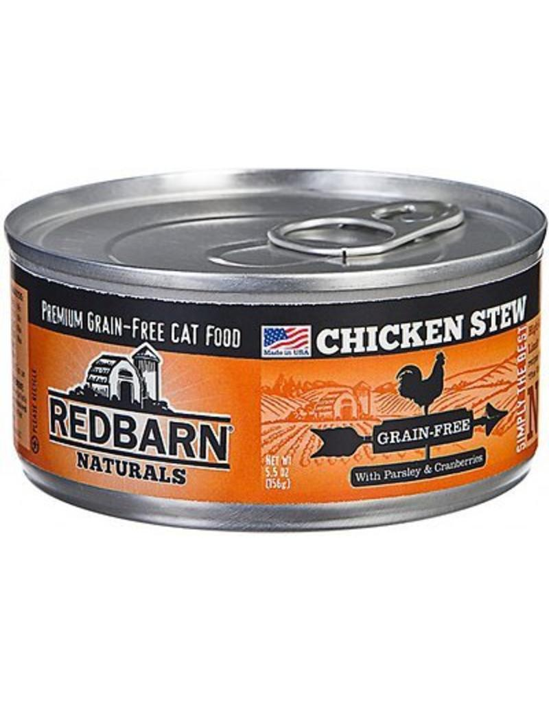 Red Barn Red Barn Canned Cat Food Chicken Stew 5.5 oz single