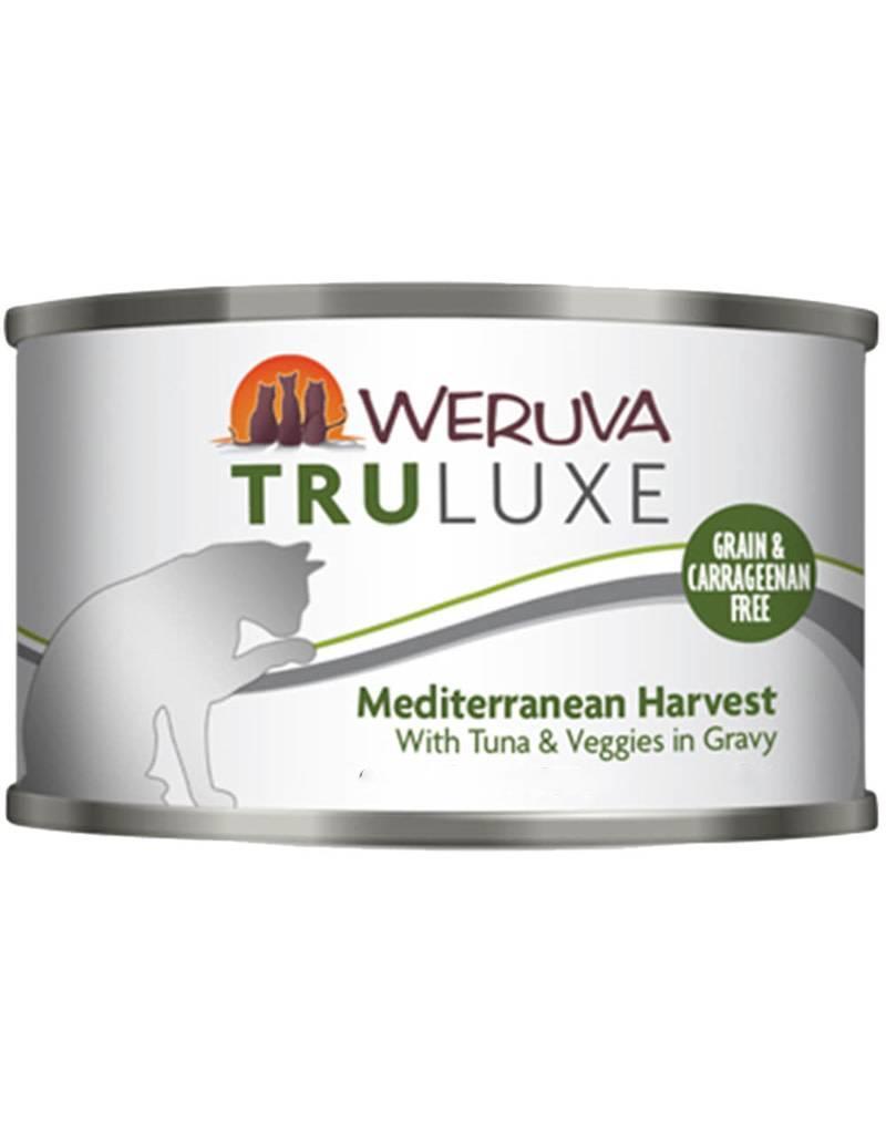 Weruva Weruva TruLuxe Canned Cat Food Mediterranean Harvest 6 oz single