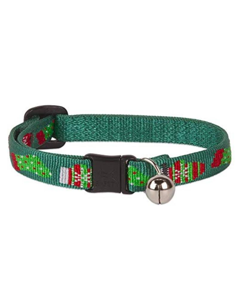 Lupine HOLIDAY Stocking Stuffer 8-12in Feline Collar