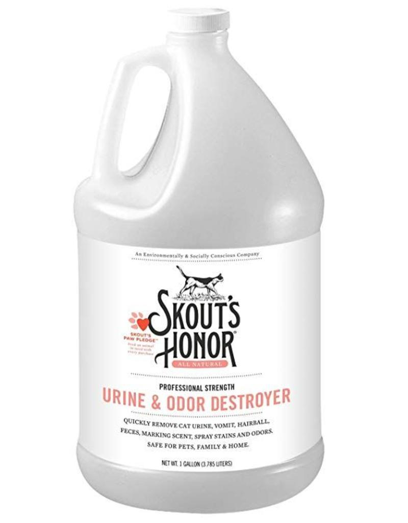 Skout's Honor Urine & Odor Destroyer Gallon