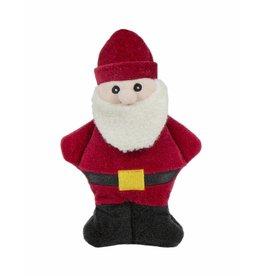 HuggleHounds Huggle Hounds Christmas Plush Corduroy Durable Cookie 2018 Santa