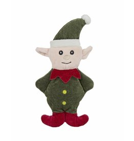 Huggle Hounds Christmas Plush Corduroy Durable Cookie 2018 Elf