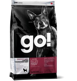 Petcurean GO! Dog Lamb Limited Ingredient Kibble 6 lb