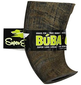 Super Snouts Super Snouts Horns Buba Chew Water Buffalo Horn Large