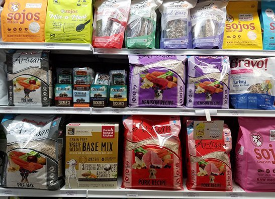 Dog Dehydrated Foods