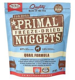 Primal Primal Freeze Dried Dog Nuggets 5.5 oz Quail
