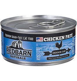 Red Barn Red Barn Canned Cat Food CASE Chicken Pate Indoor 5.5 oz