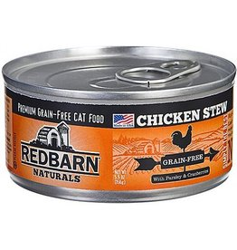 Red Barn Red Barn Canned Cat Food CASE Chicken Stew 5.5 oz