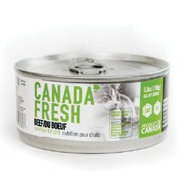 Petkind Petkind Canada Fresh Canned Cat Food CASE of 24 Beef 5.5 oz