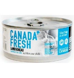 Petkind Petkind Canada Fresh Canned Cat Food CASE of 12 Lamb 5.5 oz