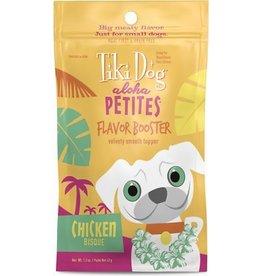 Tiki Dog Aloha Petites Flavor-Booster Pouches Chicken Bisque 1.5 oz single