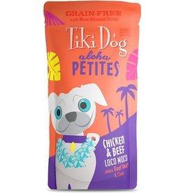 Tiki Dog Aloha Petites Pouches Loco Moco 3.5 oz single