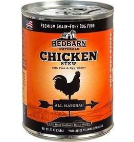 Red Barn Red Barn Canned Dog Food Chicken Stew 13 oz single