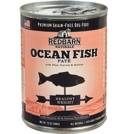 Red Barn Z Red Barn Canned Dog Food Ocean Fish Pate Healthy Weight 13 oz single