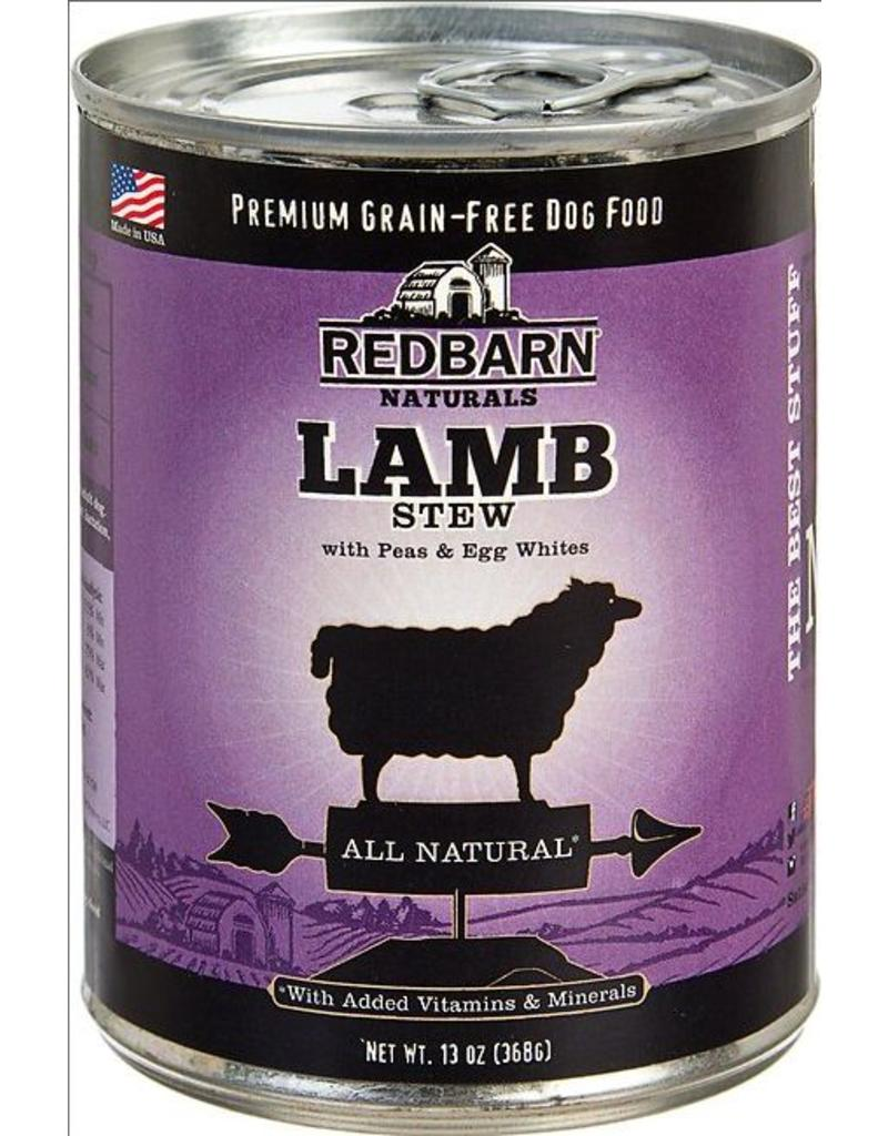 Red Barn Red Barn Canned Dog Food Lamb Stew 13 oz single