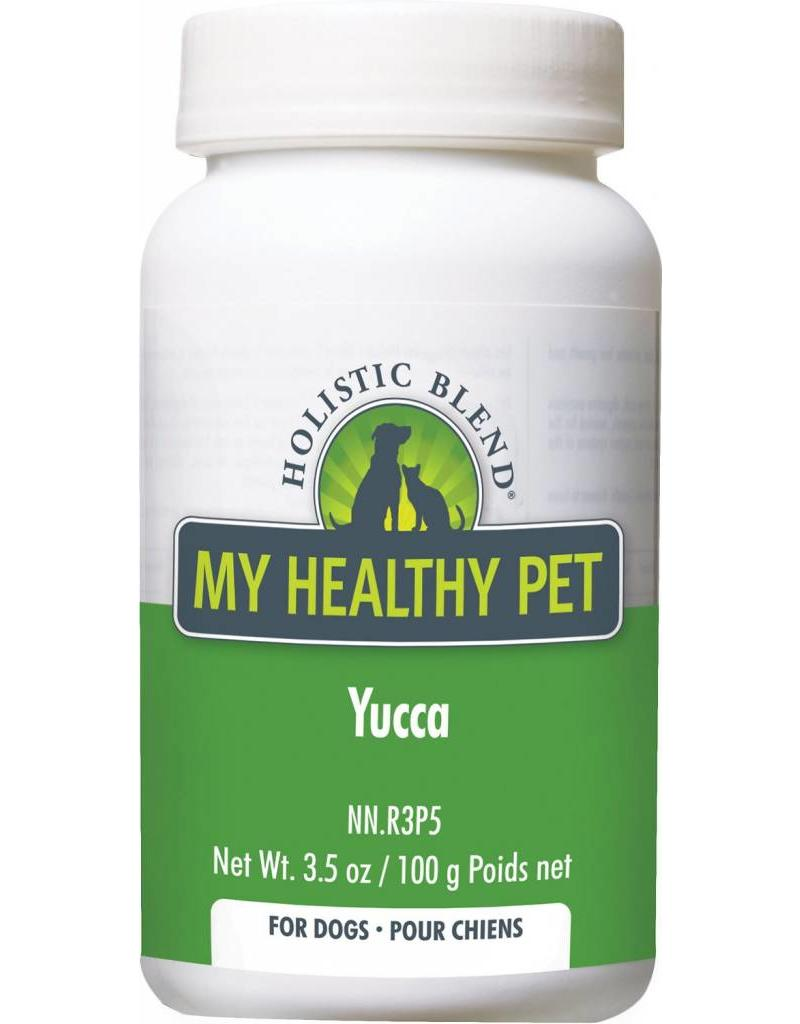 Holistic Blend Holistic Blend Supplements Yucca Schidigera 3.5