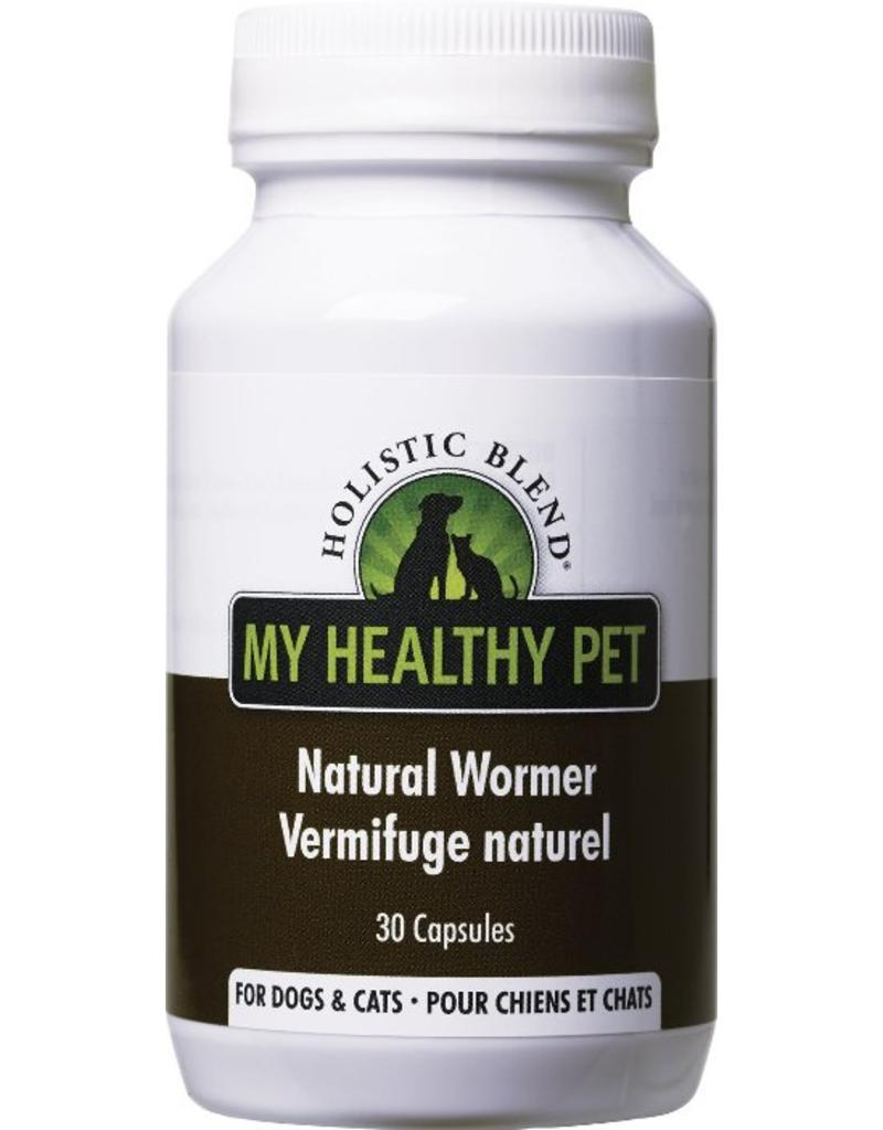 Holistic Blend Holistic Blend Supplements Natural Wormer 30 cap