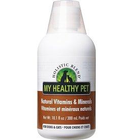 Holistic Blend Holistic Blend Supplements Natural Vitamins & Minerals 10.1 oz