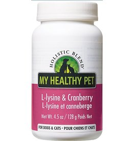 Holistic Blend Holistic Blend Supplements L-Lysine & Cranberry 4.5 oz