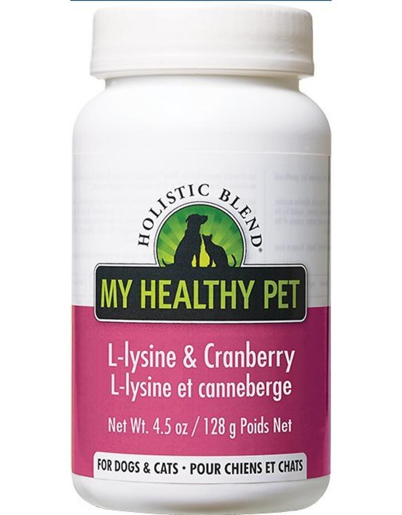 Holistic Blend Holistic Blend Supplements L-Lysine & Cranberry 4.5