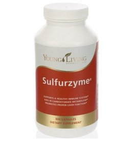Young Living Supplements Sulfurzyme 300 capsules