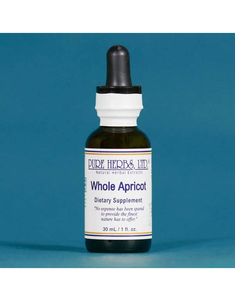 Pure Herbs LTD Whole Apricot 1 fl oz