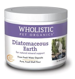 Wholistic Pet Organics Wholistic Pet Organics Diatomaceous Earth Cat 4.5 oz