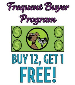 Chiropractic Frequent Buyer Program Is Here!