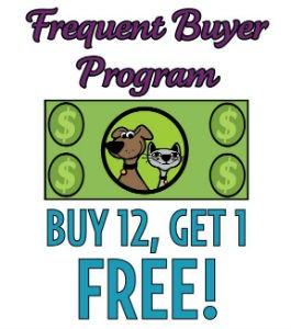 Chiropractic Frequent Buyer Program Is Here!