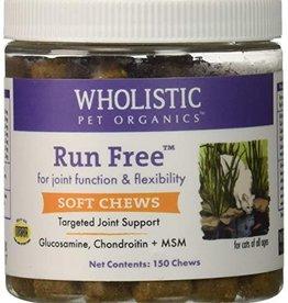 Wholistic Pet Organics Wholistic Pet Organics Cat Run Free Soft Chews 150 Chews