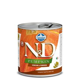Farmina Pet Foods Farmina GF Dog Cans Pumpkin Venion & Apple Adult 10.05 oz single