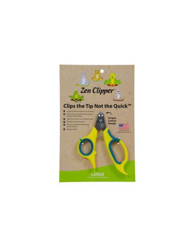 Zen Clipper Nail Trimmer Yellow Size 3