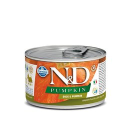 Farmina Pet Foods Farmina GF Dog Cans Pumpkin Duck & Cantaloupe Mini Adult 4.9 oz single