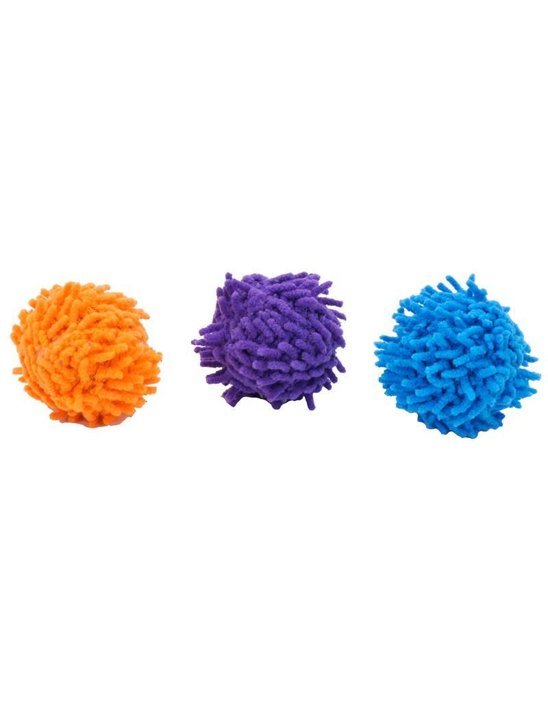 "Turbo Turbo Cat Toys Mop Ball 2"" single"