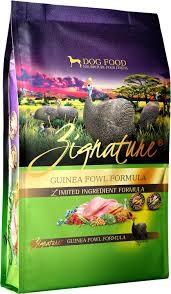 Zignature's Natural Ingredients