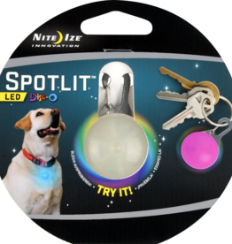 Nite Ize Nite Ize SpotLit LED Collar Light Eco Pkg Disc-O