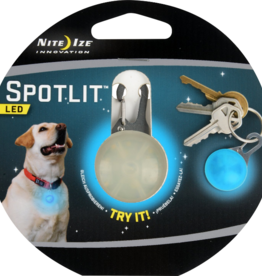 Nite Ize Nite Ize SpotLit LED Collar Light Eco Pkg Blue