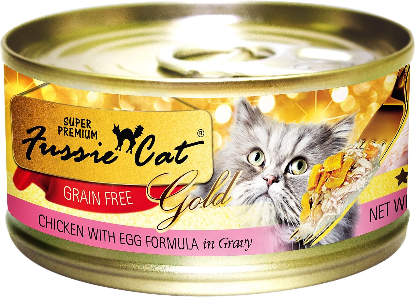 Fussie Cat Premium Cat Food