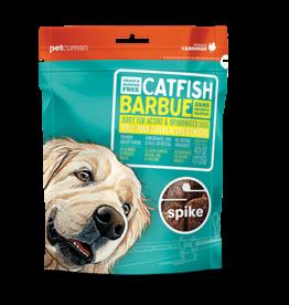Petcurean Dog Jerky Treats Grain Free Catfish Spike Jerky 4 oz