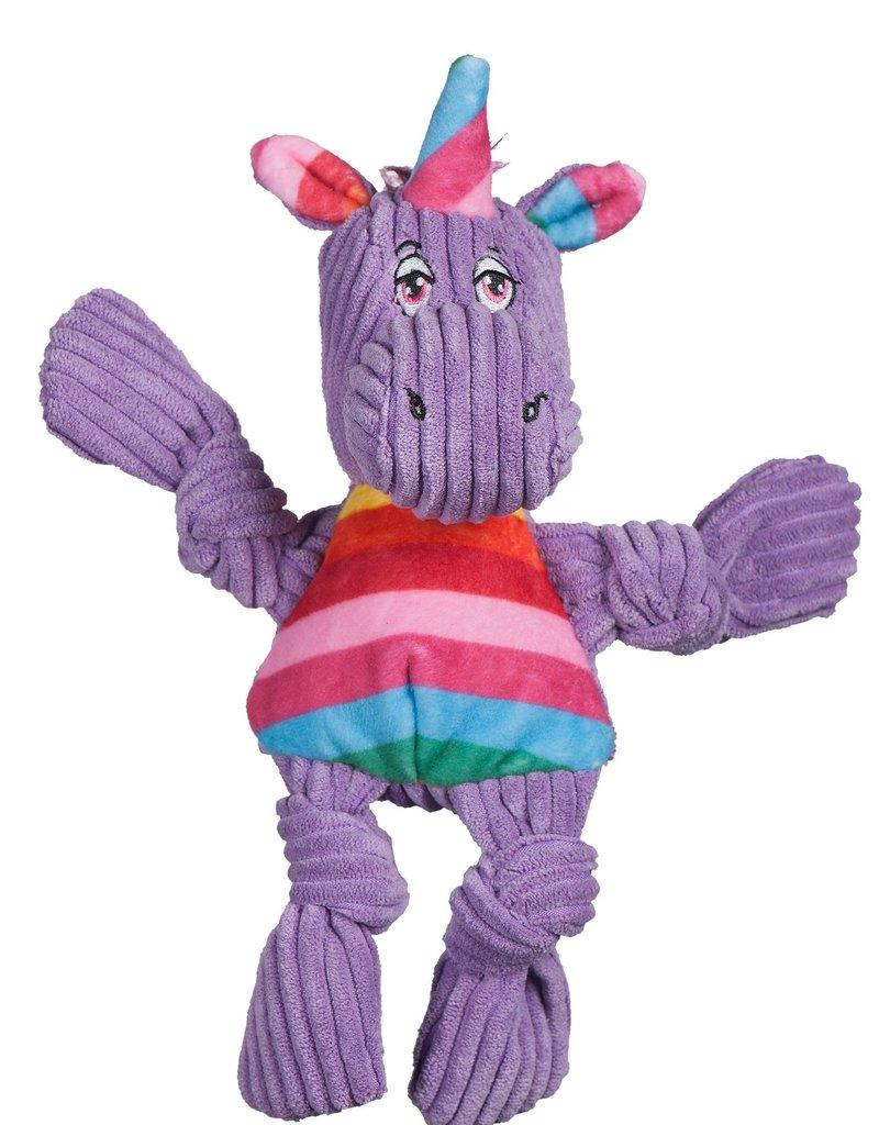 HuggleHounds Huggle Hounds Toys Rainbow Unicorn Knottie Wee