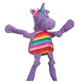 HuggleHounds HuggleHounds Toys Rainbow Unicorn Knottie Small