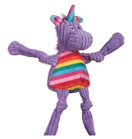 HuggleHounds Huggle Hounds Toys Rainbow Unicorn Knottie Large