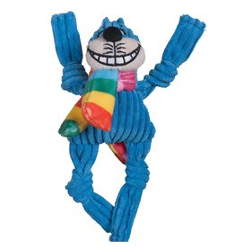 HuggleHounds Huggle Hounds Toys Rainbow Cheshire Cat Knottie Wee
