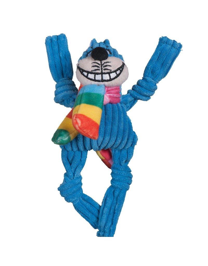 HuggleHounds Huggle Hounds Toys Rainbow Cheshire Cat Knottie Wee