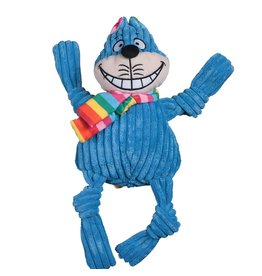 HuggleHounds HuggleHounds Toys Rainbow Cheshire Cat Knottie Small