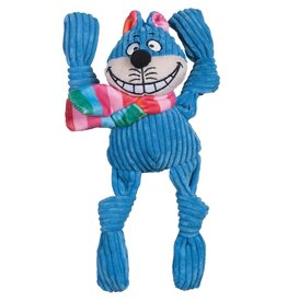 HuggleHounds HuggleHounds Toys Rainbow Cheshire Cat Knottie Large