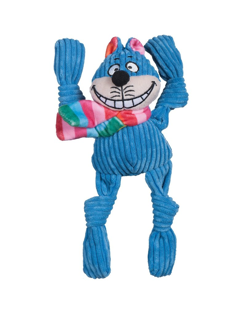 HuggleHounds Huggle Hounds Toys Rainbow Cheshire Cat Knottie Large